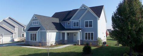 Oak Manor Home exterior
