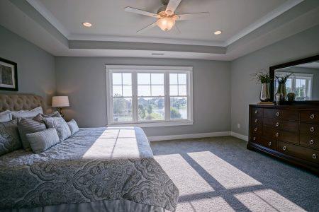 Oak Manor Bedroom
