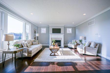 Oak Manor Home Interior