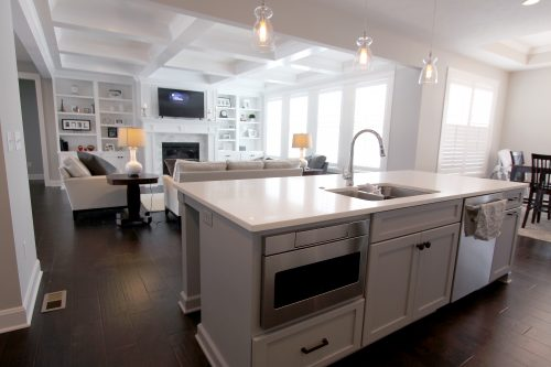 westfield custom kitchen and dining
